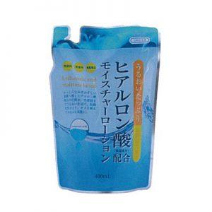 ヒアルロン酸配合化粧水詰替400ml