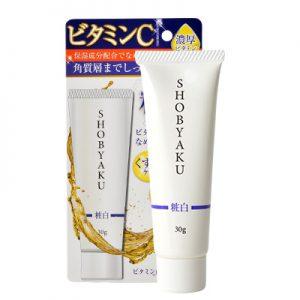粧白ビタミン配合クリーム